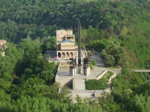 паметникът асеневци